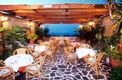 Roof garden of Ideon Hotel