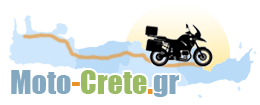 Moto-Crete.gr - Riding motorcycle in Crete