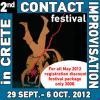 2nd International Contact Improvisation Festival in Crete