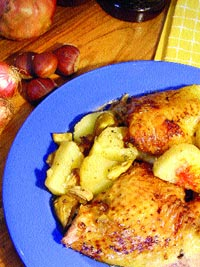 Chicken with Chestnuts