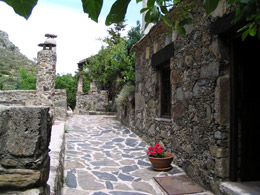 Traditional Village Milia in Chania